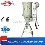 High temperature 50kg plastic flake dehumidifier machine