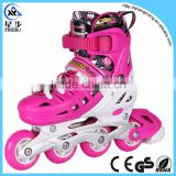 Factory wholesale cheap skate roller inline quad flashing Roller skates                                                                         Quality Choice