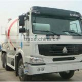 6M3 HOWO,DONGFENG,MERCEDES,FOTON (6*4/6*6/8*4 Drive) ready self loading concrete mixer truck with CE certification
