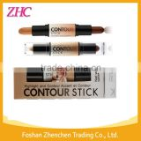 Kiss Beauty Double-end Cosmetic Foundation Concealer Highlight Makeup Stick Shimmer Stick