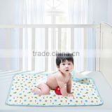 High quality Baby Changing Pad/ Infant Cotton Printed Cover /Toddler Waterproof Urine Mat