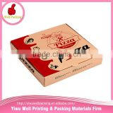 Eco-freindly cheap carton pizza box wholesale,corrugated pizza box,pizza delivery box cartons manufacturing                                                                         Quality Choice