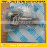 KOBELCO GEAR YA15V00001S006,EXCAVATOR FINAL DRIVE SPARE PARTS