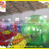 Sports Toy Style and pvc OR tpu,Certificated strong PVC/TPU material Material water walking ball price