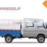 2016 Middle East Market Hotsale Mini Garbage Truck