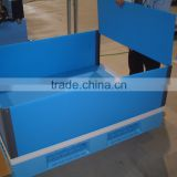 Reliable and Recyclable material pe pp foam sheet board for logistic packaging OEM available