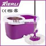 foldable double mop bucket wheels wringer trolley stick shells wringer trolley