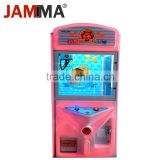 2016 Hot Selling Amusement claw crane machine gift prize claw crane vending arcade game machine 1 year warranty toy crane