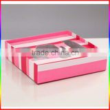 Paper Cosmetic Gift Set Packaging Case and Box
