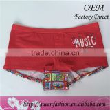Adults Underwear bamboo fiber women's underwear lady hipster lady panty sexy girl panties