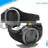 CHEAP PRICE FASHIONAL PU STRAP SPORT WATCH, DIGITAL BODY FIT HEART RATE MONITOR WATCH, CALORIE COUNTER SPORT WATCH