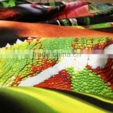 bright polyester coated fabric for dye sublimation ink printing