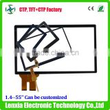 Cheap price 5'', 7'',10.1'', 12'',13.3'', 14'', 15'' transparent glass touch screen