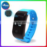 New X7 Bluetooth Smart Wristband Smart Bracelet Band With Blood Pressure Heart Rate Measurement PK D21 iwown i5 plus id 107