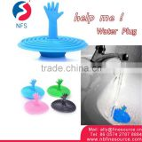 Silicone Sink Stopper Kitchen Sink Drain Sink Stopper