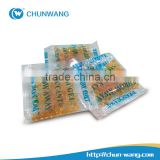 DMF Free Paper Packing Silica Gel Orange Dry Desiccant