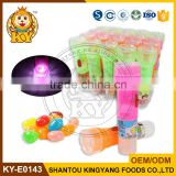 Flashligh Plastic Candy Containers Toys Candies