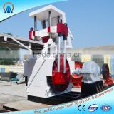 Automatic Clay cement tile molds brick making machine in India