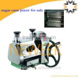 Neweek stainless steel fruit mill machine sugar cane juicer for sale
