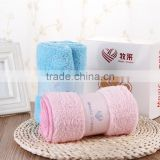 SGS Premium Microfiber Coral Fleece Antibacterial Lint-Free Ultra Abslrbent Super Soft SkinCare Deluxe Packaging Baby Face Towel