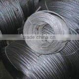 Galvanized wire Rope,steel wire rope(stainless steel wire rope,wire rope )