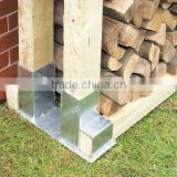 Hot-Dip Galvanised Firewood Holder