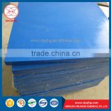 high quality wear resistant engineering plastics UHMW-PE sheet chute bunker truck bed liner