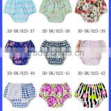 Multicolored Baby Bloomers Various Designs Cloth Diaper Cover Newborn Boys & Girls Cotton Bloomer