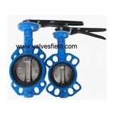 Wafer  Type Butterfly Valves, CI Body, DI Disc, EPDM Seat