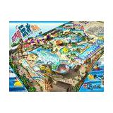 Large Holiday Waterpark Project , Indoor Amazing Funny Water Park