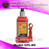 China Supplier 8T Car Hydraulic Bottle Jack, Hydraulic car jack