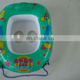 2012 newly design pvc swim ring for children