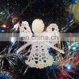 Lace Angel Christmas Angel crochet ornament Christmas gift wedding gift