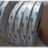 Competitive Price For Jumbo Roll Double Side Adhesive PE Foam 3M Tape 1600T, white color.