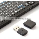 Factory supply! iPazzPort mini Keyboard with touch pad KP-810-10A 2.4G wireless handheld keyboard