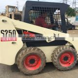 used BOBCAT compact skid steer loader for sale