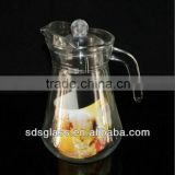 glass jug pitcher wholesale 1.25L