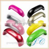 Hot Sale 6W Long Life Rainbow LED LAMP ,Mini LED Nail Lamp