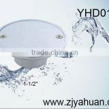 Factory-bathroom floor drain/zinc floor drain/wash basin drain/sink drain for South America Market