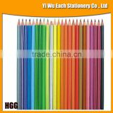 Top Quality Promotional Wooden Striped Pencils With EN71 FSC Certification