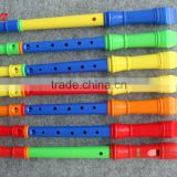 Hot-selling Plastic colorful clarinet