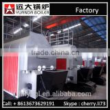 Fully auto coal fired boiler heating