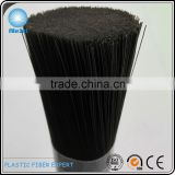 Nylon abrasive brush fiber
