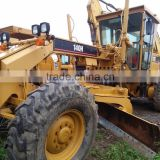 usa original grader 140H used motor grader caterpillar 140H 140K 14K 14M japan grader for sale