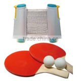 Table Tennis Rackets PingPang ball Rackets with factory cheaper price