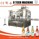 Galss bottle filling Beer machine for brewery equipment                                                                         Quality Choice