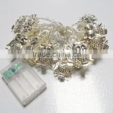 nighthawk owl 00 led 3 AA Battery Powered Decoration LED Fairy String Lights Lamps for Christmas Holiday Wedding Party