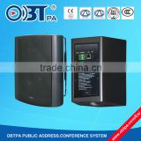 OBT-9806 Wall Mounted Speaker With IP Network Cable, Wireless Wall Mounted Speaker System