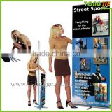 Heavy Base Pull up Banner Deluxe Roll up Stands