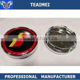 ABS Plastic Car Logos Wheel Cover Chrome Wheel Center Caps
